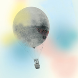 Air Balloon I Giclee Print by Danielle Hession