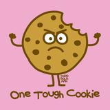 One Tough Cookie Giclée-tryk af Todd Goldman