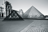Louvre Light II Giclee Print by Joseph Eta