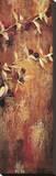 Sienna Berries II Stretched Canvas Print by Elizabeth Jardine