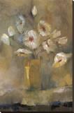 Flowers in Spring Reproduction sur toile tendue par Zipi Kammar