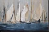 On the Winds Trykk på strukket lerret av María Antonia Torres