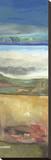 Nantucket Vistas I Stretched Canvas Print by Marlene Lenker