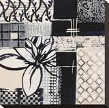 Nature's Patterns I Reproduction transférée sur toile par Leslie Bernsen