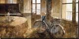 Intérieur Reproduction sur toile tendue par Noemi Martin
