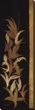 Black Shinwa I Reproduction sur toile tendue par Jennifer Perlmutter
