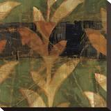 Undersea Violet I Stretched Canvas Print by Elizabeth Jardine