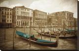 Venezia II Stretched Canvas Print by Heather Jacks