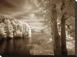 A View To Remember Leinwand von Ily Szilagyi