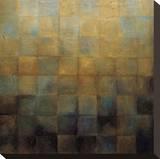 Modra Leinwand von Wani Pasion
