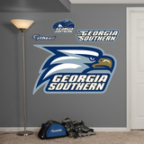 NCAA Georgia Southern Logo Wall Decal Sticker Mode (wallstickers)