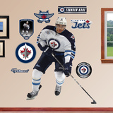 NHL Winnipeg Jets Evander Kane 2012 Wall Decal Sticker Wall Decal