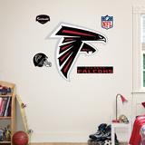 Atlanta Falcons Logo Wall Decal Sticker Wall Decal