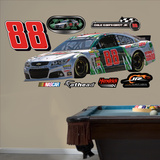 Nascar Dale Earnhardt Jr 2013 Diet Mt Dew Car Wall Decal Sticker Wall Decal