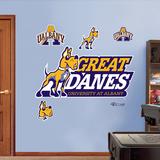 NCAA Albany SUNY Logo Wall Decal Sticker Wallstickers
