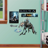 Crawler Halo 4 - Fathead Jr. Wall Decal Sticker Wall Decal