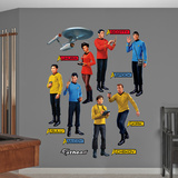 Star Trek The Original Series Collection Wall Decal Sticker Wall Decal