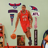 Atlanta Hawks Al Horford Wall Decal Sticker Wall Decal