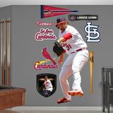 St. Louis Cardinals Lance Lynn Wall Decal Sticker Wall Decal