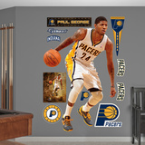 Indiana Pacers Paul George Wall Decal Sticker Wall Decal