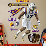 NCAA/NFLPA LSU Tigers Morris Claiborne Wall Decal Sticker Wall Decal
