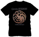 Game of Thrones - Targaryen Sigil Skjortor