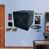 Star Trek Borg Cube Wall Decal Sticker Wall Decal