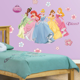 Disney Disney Princesses Jr Wall Decal Sticker Seinätarra