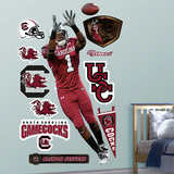 NCAA/NFLPA South Carolina Gamecocks Alshon Jeffery Wall Decal Sticker Wall Decal