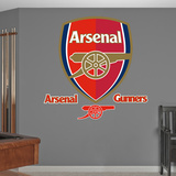 Arsenal Gunners Logo Wall Decal Sticker Kalkomania ścienna