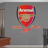Arsenal Gunners Logo Wall Decal Sticker - Duvar Çıkartması