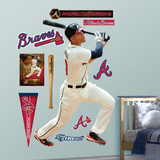 Atlanta Braves Andrelton Simmons Wall Decal Sticker Wall Decal