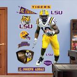 NCAA/NFLPA LSU Tigers Joseph Addai Wall Decal Sticker Wall Decal