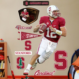 NCAA/NFLPA Stanford Cardinal Andrew Luck Wall Decal Sticker Wall Decal