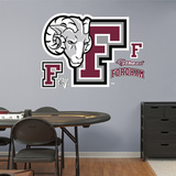 NCAA Fordham Rams Logo Wall Decal Sticker Wall Decal