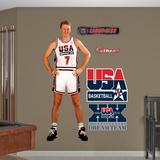 USA Basketball Larry Bird 1992 Dream Team Wall Decal Sticker Wallstickers