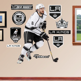 NHL Los Angeles Kings Drew Doughty Wall Decal Sticker Wallstickers