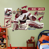 NHL Phoenix Coyotes Mike Smith Wall Decal Sticker Autocollant