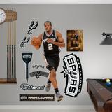 San Antonio Spurs NBA Kawhi Leonard 2012-13 Wall Decal Sticker Wall Decal