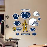 NCAA Penn State Nittany Lions Jr. Logosheet Wall Decal Sticker Muursticker