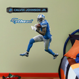 Detroit Lions Calvin Johnson Jr. Wall Decal Sticker Wall Decal