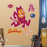 NCAA Arizona State Sun Devils Logo Wall Decal Sticker Wallstickers