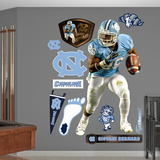 NCAA Giovani Bernard North Carolina Tar Heels 2013 Wall Decal Sticker Wall Decal