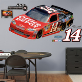 Nascar Tony Stewart 2012 Office Depot Car Wall Decal Sticker Wall Decal