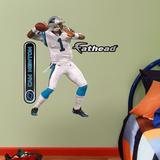 Carolina Panthers Cam Newton Jr. Wall Decal Sticker Wall Decal