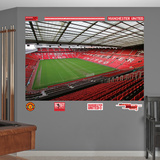Inside Old Trafford Mural Decal Sticker Wall Decal