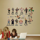 WWE Wrestling Kids Collection Wall Decal Sticker Wall Decal