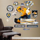 NHL Nashville Predators Pekka Rinne Wall Decal Sticker Wall Decal
