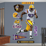 NCAA Barkevious Mingo LSU TIgers 2013 Wall Decal Sticker Wall Decal