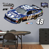 Nascar Jimmie Johnson 2012 Lowes Car Wall Decal Sticker Wall Decal